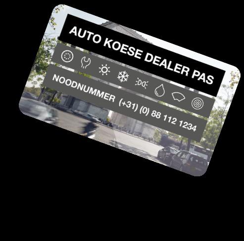 Afbeelding Auto Koese Pas